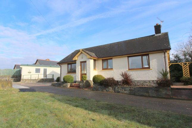 Thumbnail Detached bungalow for sale in Henllan, Llandysul