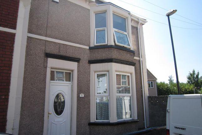 Thumbnail End terrace house to rent in Salisbury Street, Barton Hill, Bristol