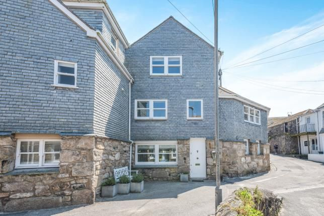 Thumbnail End terrace house for sale in Porthmeor Road, St Ives, Cornwall