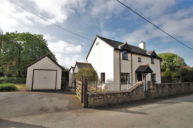 Thumbnail Detached house to rent in Diddies Road, Stratton, Cornwall