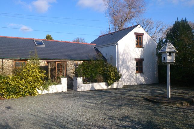 Thumbnail Cottage to rent in Wagtail Cottage, Lower Freystrop, Haverfordwest.