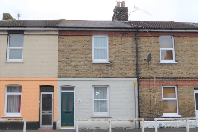 Thumbnail Terraced house to rent in Pauls Place, Dover, Kent