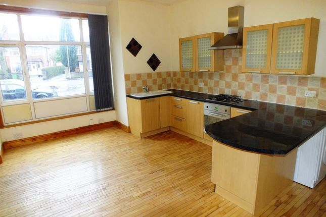 Thumbnail Flat to rent in Harehills Avenue, Oakwood, Leeds