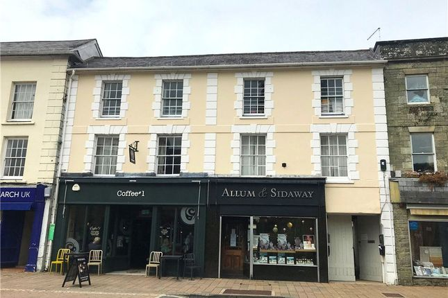 Thumbnail Flat to rent in High Street, Shaftesbury, Dorset