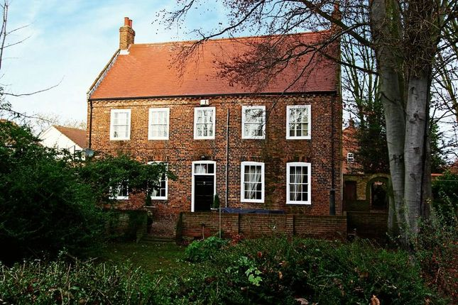 Thumbnail Detached house for sale in St. Peters View, Bilton, Hull