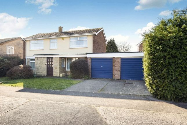 Thumbnail Detached house for sale in Howard Cornish Road, Marcham, Abingdon