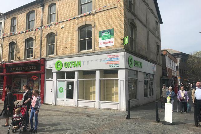 Thumbnail Office for sale in Three Storey Town Centre, Shop & Premises, 21 Wyndham Street, Bridgend