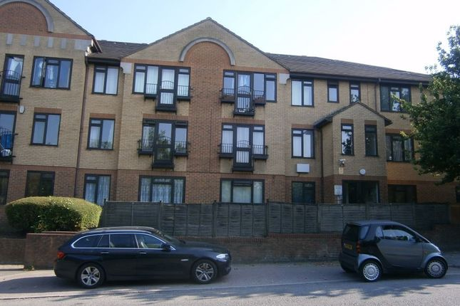Thumbnail Flat to rent in London Road, Greenhithe, Kent