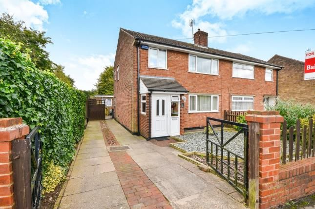 Thumbnail Semi-detached house for sale in Sycamore Ave, Kirkby In Ashfield, Nottingham, Nottinghamshire