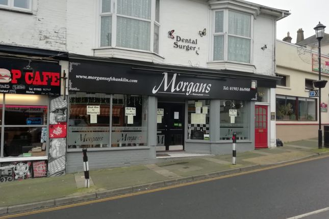 Thumbnail Restaurant/cafe to let in High Street, Shanklin