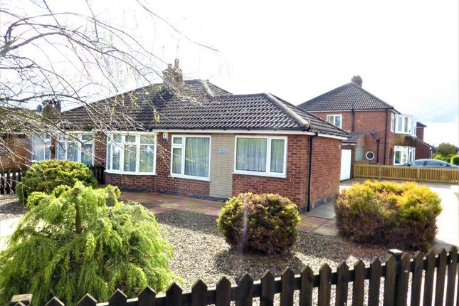 Thumbnail Bungalow to rent in New Lane, York, North Yorkshire