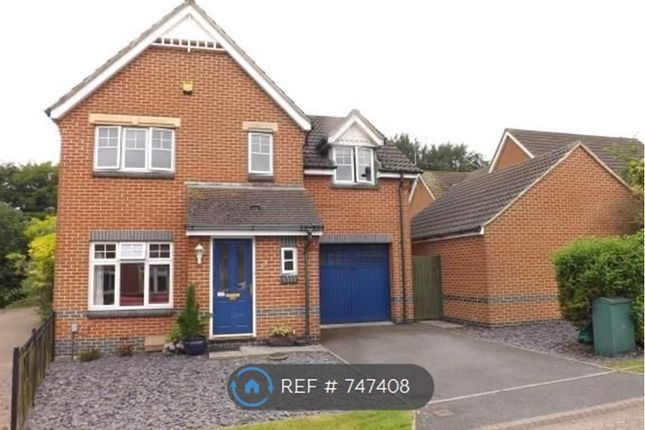 Thumbnail Detached house to rent in Vitellius Gardens, Basingstoke