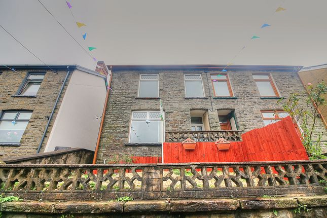 Semi-detached house for sale in Woodfield Terrace, Penrhiwceiber, Mountain Ash