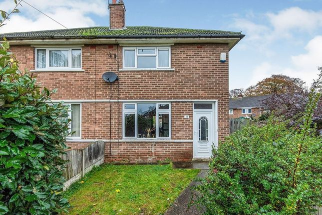 Thumbnail Semi-detached house to rent in Symes Gardens, Doncaster