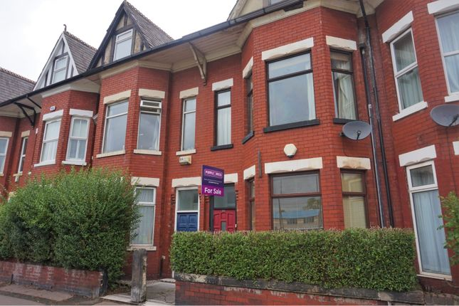Thumbnail Terraced house for sale in Platt Lane, Manchester