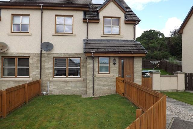 Thumbnail Semi-detached house for sale in 13 Ross Avenue, Dornoch