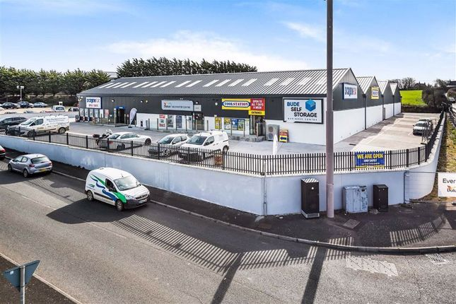 Thumbnail Light industrial to let in Various Units, Kings Hill Industrial Estate, Bude