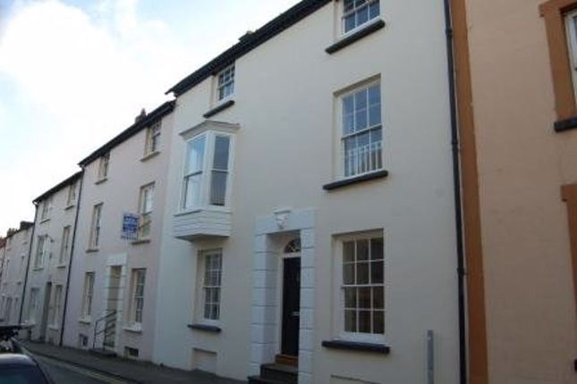 1 bed flat to rent in Gloucester Terrace, Haverfordwest SA61