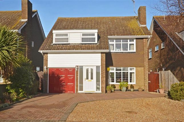 Thumbnail Detached house for sale in Bishopstone Lane, Herne Bay, Kent