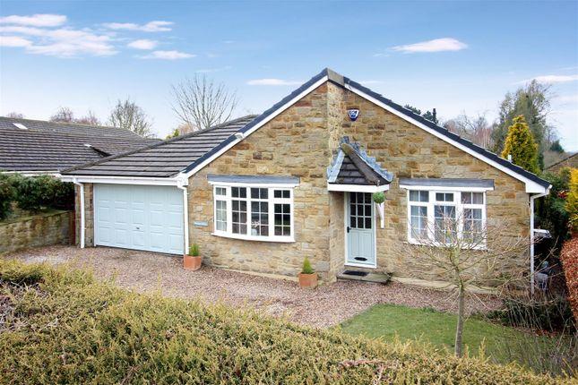Thumbnail Detached bungalow for sale in Poole Lane, Burton Salmon, Leeds
