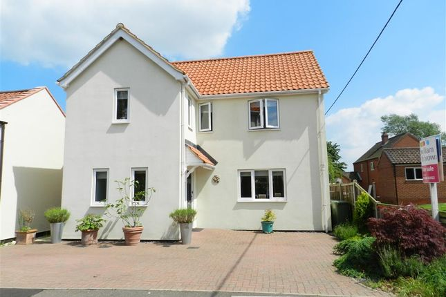 3 bed detached house for sale in The Street, Bintree, Dereham