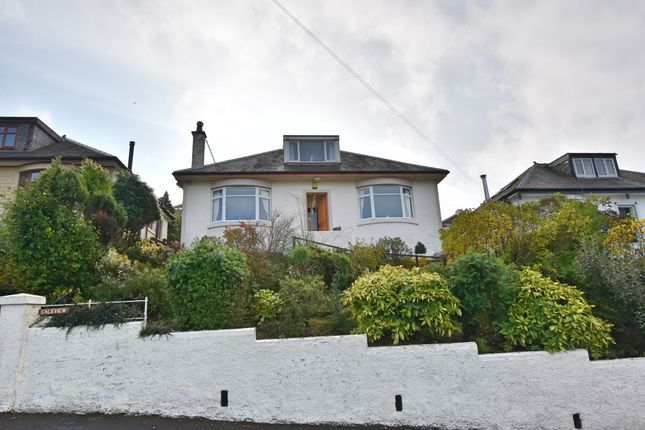 Thumbnail 3 bed bungalow for sale in Caledonia Crescent, Gourock
