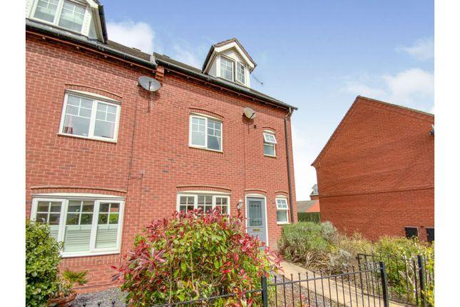 3 bed semi-detached house for sale in Edward Street, Swadlincote DE12