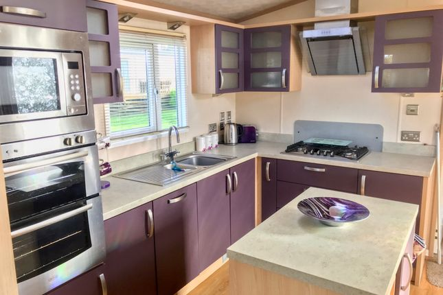 Kitchen 2 of Greenfields Holiday Park, Nr. Llangranog SA44