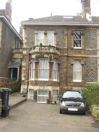 Thumbnail Maisonette to rent in Archfield Road, Cotham, Bristol