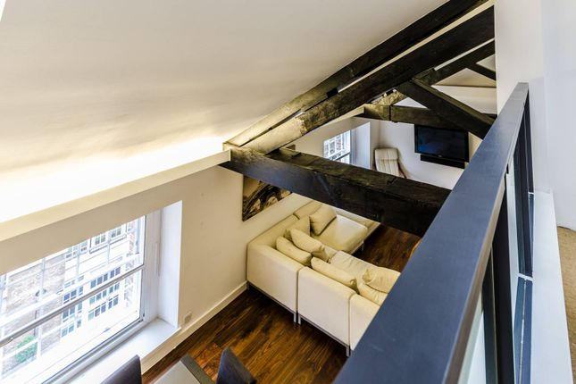 Thumbnail Flat for sale in The Listed Building, Wapping