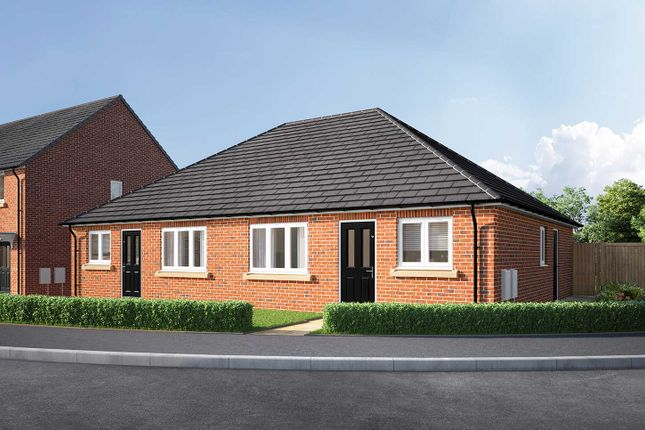 "Thumbnail Bungalow for sale in ""The Willow"" at Poppy Drive, Sowerby, Thirsk"