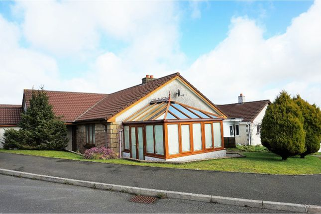 Thumbnail Bungalow for sale in Green Meadows, Camelford