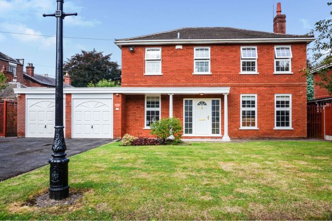 Thumbnail Detached house for sale in Clifton Road, Tettenhall, Wolverhampton