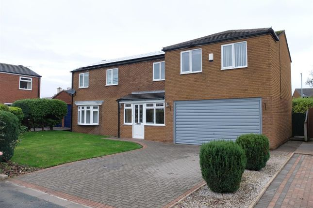 Thumbnail Detached house for sale in Newfield Park, Carlisle