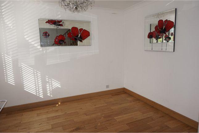 Reception Room of Oldbury Close, Hopwood OL10