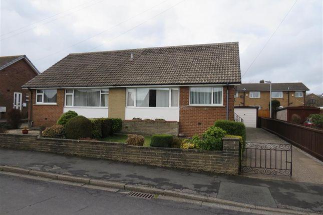 2 bed semi-detached bungalow for sale in Celandine Drive, Salendine Nook, Huddersfield HD3