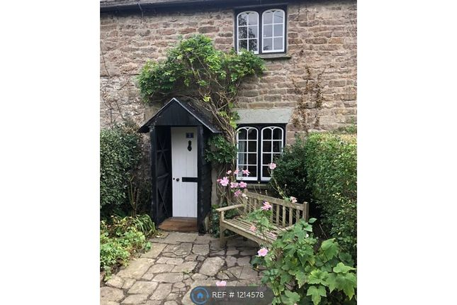 1 bed terraced house to rent in The Green, Glasbury, Hereford HR3