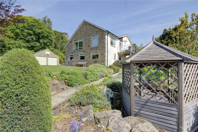Thumbnail Detached house for sale in Grassington Road, Skipton, North Yorkshire