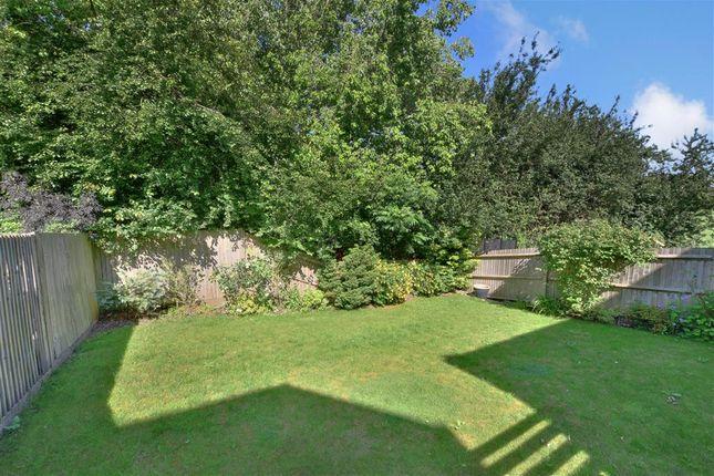 Rear Garden of Tealby Close, Tadworth, Surrey KT20