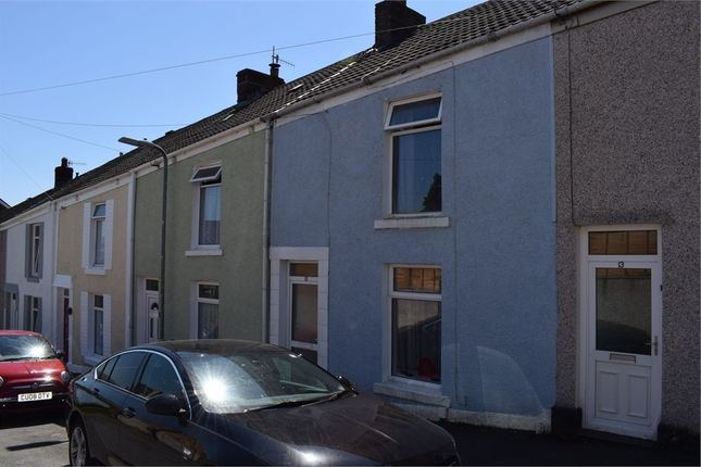 Thumbnail Terraced house to rent in Aran Street, Morriston, Swansea