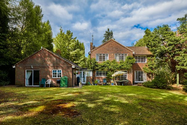 Thumbnail Detached house for sale in Stoatley Rise, Haslemere