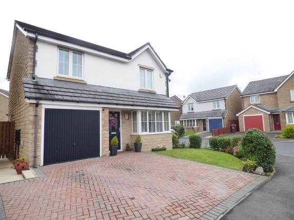 Thumbnail Detached house for sale in Greenbrook Road, Burnley, Lancashire