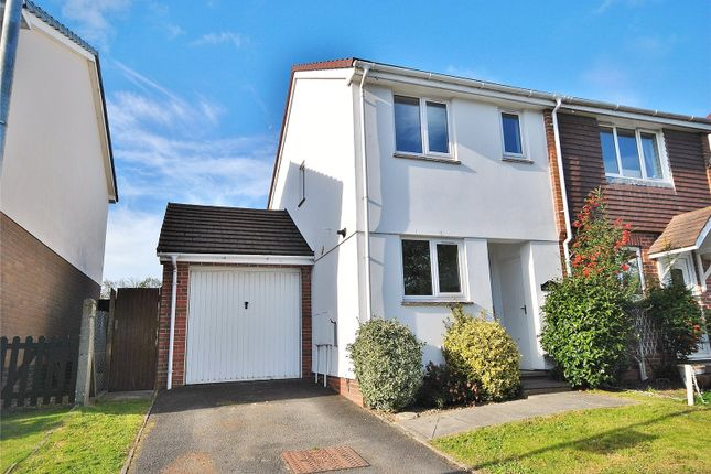 Thumbnail Semi-detached house for sale in Youings Drive, Barnstaple