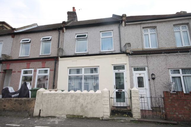 Thumbnail Terraced house to rent in Northumberland Park, Erith