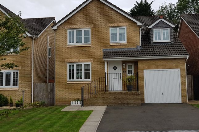 Thumbnail Detached house for sale in Grayson Way, Llantarnam, Cwmbran