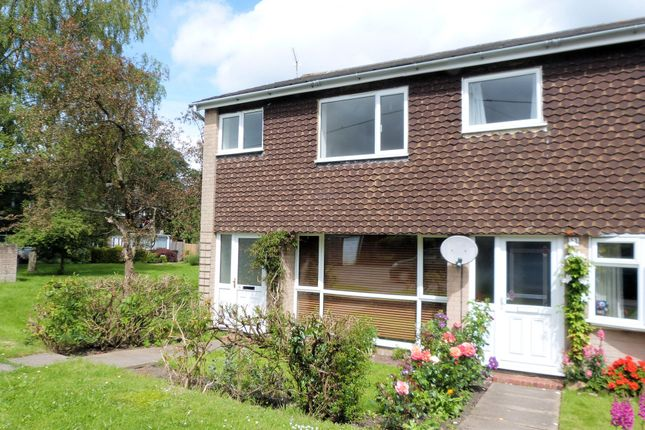 Thumbnail End terrace house to rent in Newtown Road, Liphook