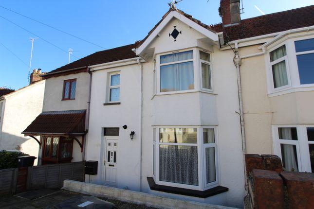 Thumbnail Flat for sale in Leys Road, Chelston, Torquay