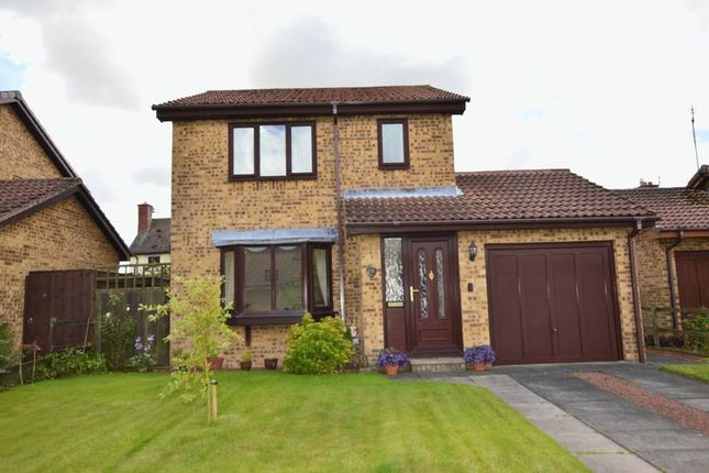 Thumbnail Detached house to rent in Acton Crescent, Felton, Morpeth