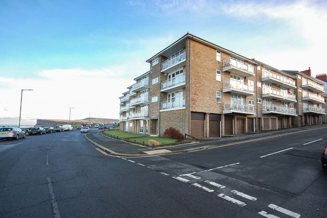 Thumbnail Flat for sale in Langbaurgh Court, Marine Parade, Saltburn-By-The-Sea