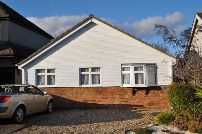 Thumbnail Bungalow for sale in Pilgrims Hatch, Brentwood, Essex